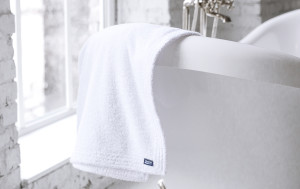 Банное полотенце White Bath Towel