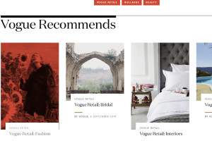 Sleeper Set в British Vogue и Elle Decoration!
