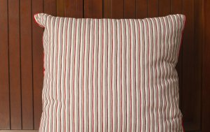 Multi Striped Cushion