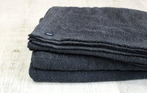 Полотенце Graphite Bath Towel 50х70